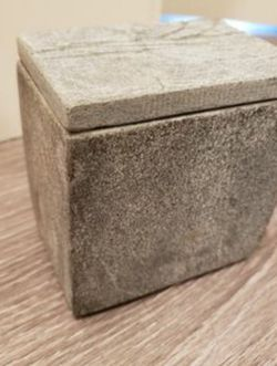 Slate Stone Storage Canister for Sale in Portland,  OR