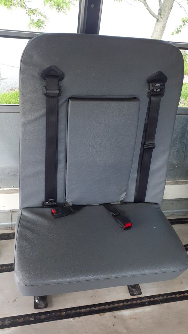 Handicap bus seats