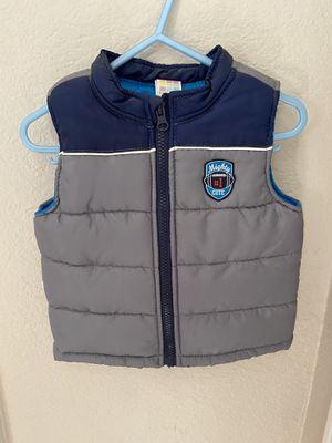 Kids puffer vest size 18 months for Sale in Apache Junction, AZ