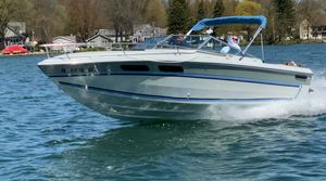 1985 Mach 1 Condor 23 foot cuddy. Closed bow for Sale in Roselle, IL