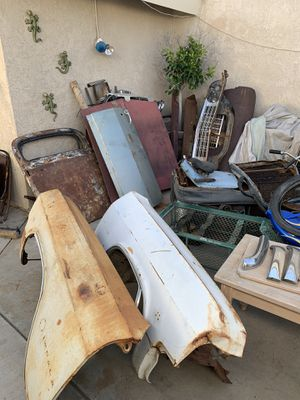 Vintage Chevy Impala and Chevelle Parts for Sale in Riverside, CA