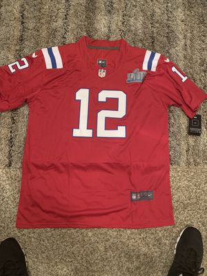 Patriots Jersey for Sale in Charlotte, NC