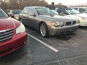 2005 745 BMW for Sale in Washington, DC