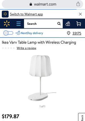 IKEA Varv Table Lamp for Sale in Miami, FL