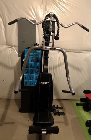 Fitness Gear Home Gym for Sale in Manassas, VA