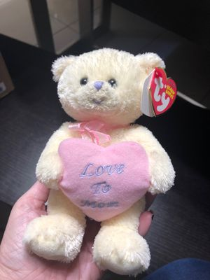 Beanie Babies Love to Mom Bear for Sale in Miami, FL