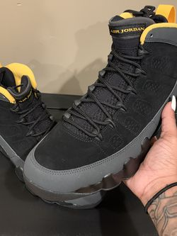 "Air Jordan 9 "" University Gold "" for Sale in Washington,  DC"