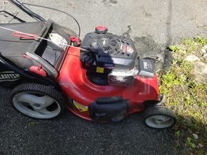 Craftsman platinum lawn mower for Sale in Parsippany, NJ