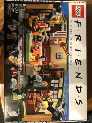 LEGO Central Perk Ideas set new for Sale in Queens, NY