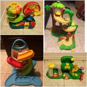 4 toddlers activity toy for Sale in Arlington, VA