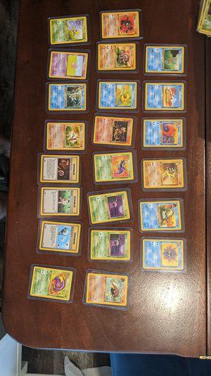 1st edition Jungle Pokemon for Sale in Ann Arbor, MI