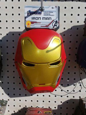 Kids Super Hero Masks. Ironman for Sale in Prescott Valley, AZ