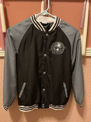 Boys 10/12 Jack Skellington Jacket for Sale in Enola, PA