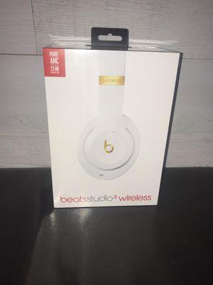 Beatsstudio 3 wireless for Sale in South Elgin, IL