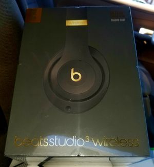 ☆☆☆☆☆ Beats studio³ WIRELESS brand new!!!🤩🤩🤩😎😎😎😎 for Sale in Denver, CO