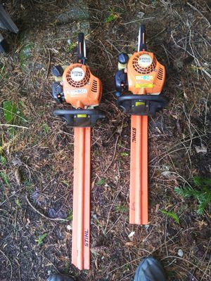 Stihl Hedge Trimmer's for Sale in Lacey, WA