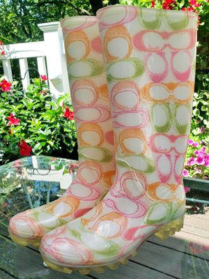 Coach Summer Rain Boots for Sale in St. Louis, MO
