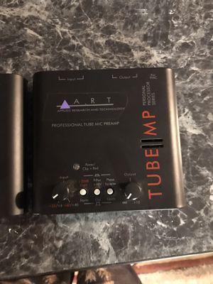 Art mic pre amp pro audio for Sale in Vista, CA