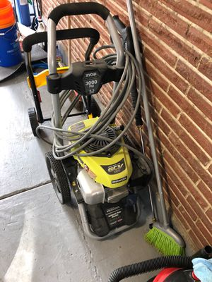 Ryobi pressure washer for Sale in Kirkland, WA