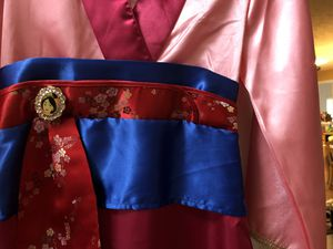 Mulan Costume for Sale in Avon Lake, OH