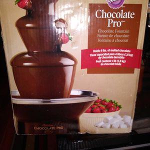 Chocolate Fountain Wilton. New for Sale in Dallas, TX