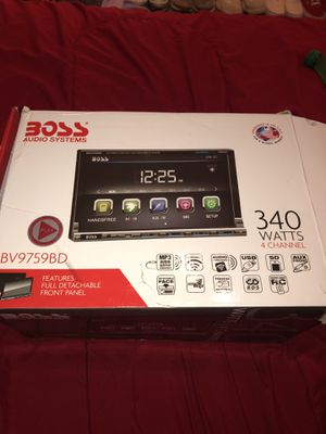 Boss Audio System for Sale in Austin, TX