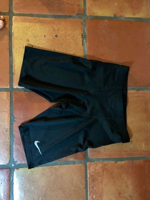 Nike Men's Running Compression Shorts/Half Tights - Black for Sale in San Diego, CA