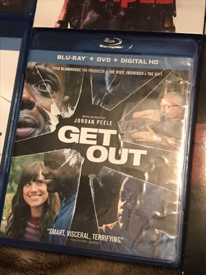 Get Out Blu-ray DVD for Sale in Gardena, CA