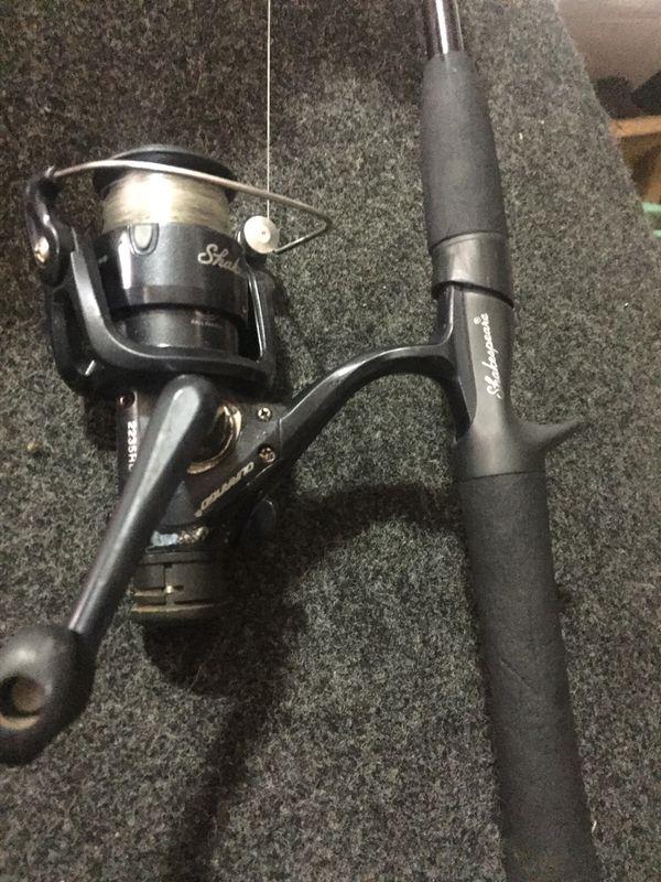 Shakespeare Durango fishing rod