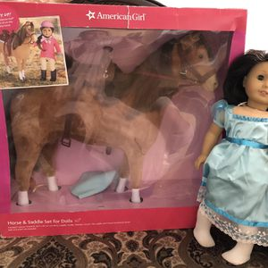 American Girl Doll And Horse for Sale in Fremont, CA