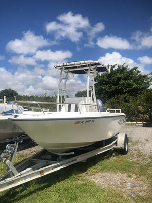 2006 Century 18cc with Yamaha 115 4 stoke for Sale in Miami Gardens, FL