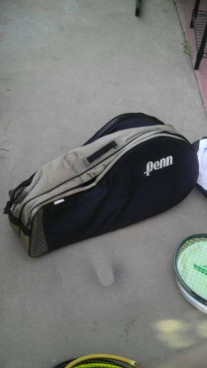 Penn tennis bag very good condition holds about 6 rackets for Sale in Mesa, AZ