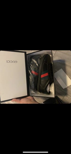 GUCCI MEN SHOES for Sale in Rancho Cucamonga, CA