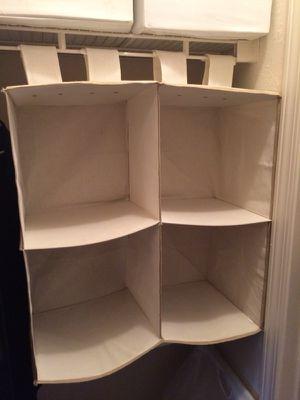 Closet organizer, sweater organizer, nursery closet for Sale in Chapel Hill, NC