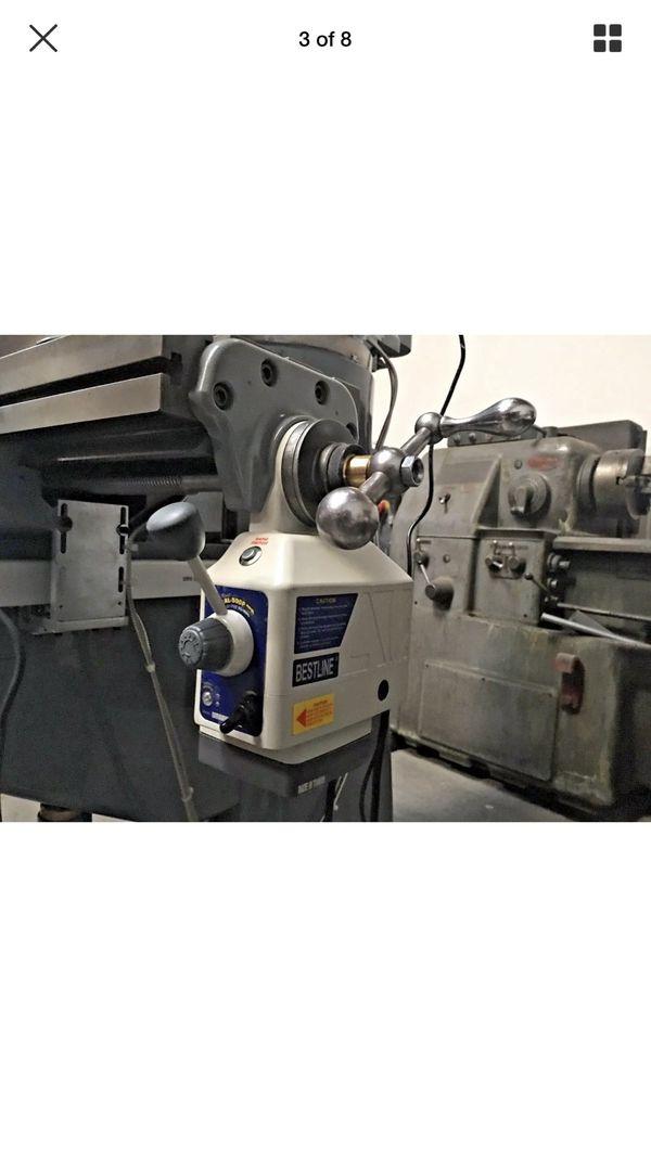 Servo Milling Machine Part Bridgeport Acer Shim Kit Bestline