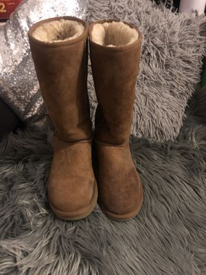 Ugg boots size 7 for Sale in Salt Lake City, UT