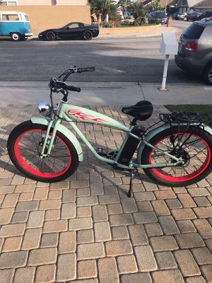 Brand new in box Electric Beach Cruiser Bike for Sale in HUNTINGTN BCH, CA