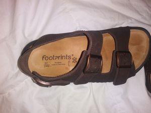 Never worn! 'Footprints' by Birkenstock size 7.5 for Sale in Douglasville, GA