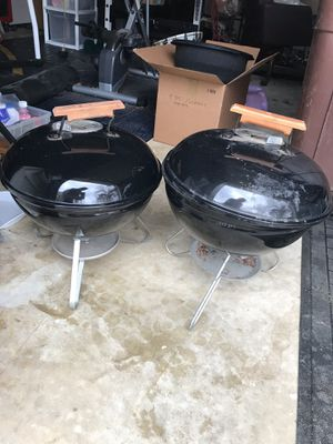 Weber Mini grills for Sale in North Potomac, MD