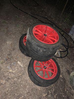 Konig wheels for Sale in Alba, TX