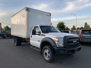 2012 Ford F450 box truck for Sale in Tacoma, WA