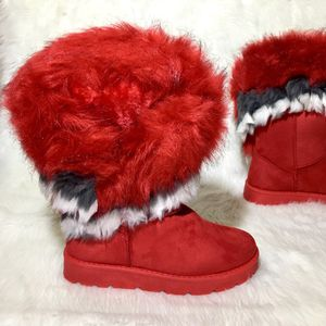 Fur boot for Sale in Houston, TX