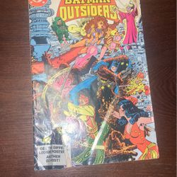 Batman And The Outsiders Comic Book for Sale in Clermont,  FL