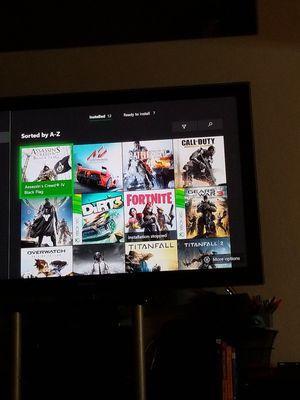 Xbox one 500 GB Bundle for Sale in Phoenix, AZ