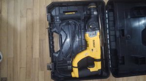DeWalt sds hammer drill and 3 mode for Sale in Ocean Springs, MS