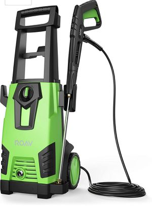 ROAV HydroClean, by Anker, Electric Pressure Washer, Power Washer with 2100 PSI, 1.78 GPM, Longer Cables and Hoses, and Detergent Tank, for Cleaning for Sale in Diamond Bar, CA