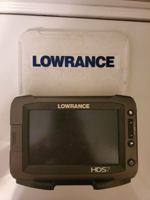 LOWRANCE HDS 7 GEN3 & LOWRANCE HDS 7 GEN 2 for Sale in Snow Camp, NC