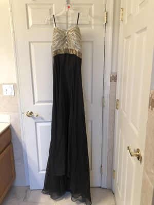 Maddison James Beaded Chiffon Prom Dress/Evening Gown Size 8 for Sale in Smyrna, DE