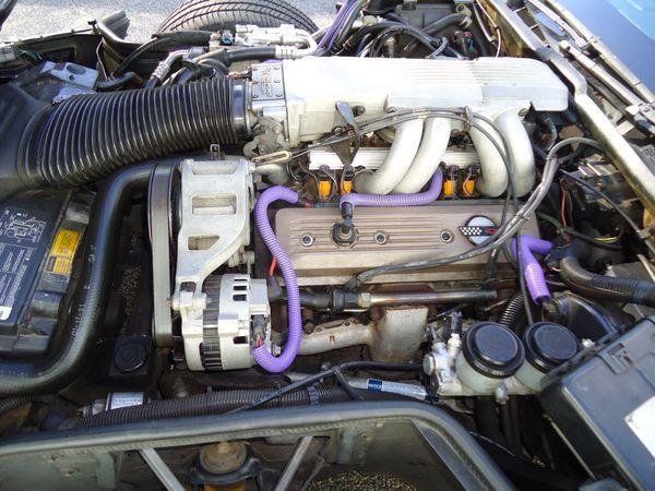1991 Chevy Corvette