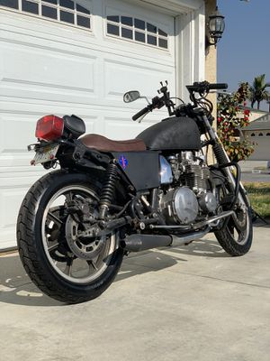 Kz 1000 retired LAPD police motorcycle for Sale in Downey, CA
